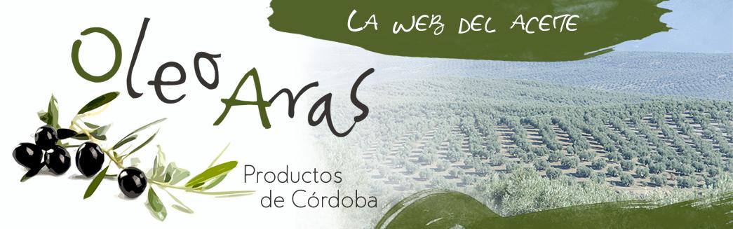 Oleo Aras – La web del Aceite