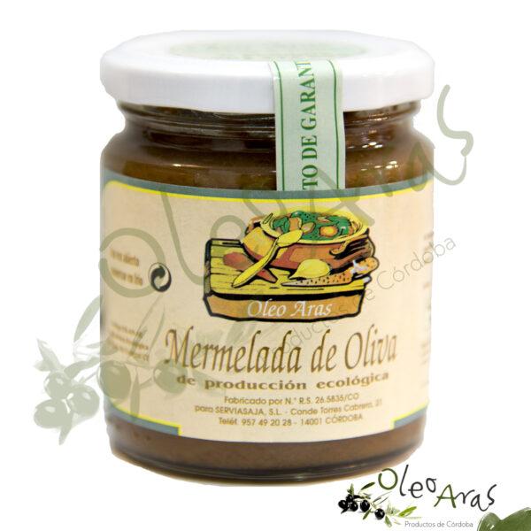 Oleo Aras - Mermelada de Oliva - 130grs.