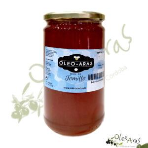 Miel de tomillo - 1kg