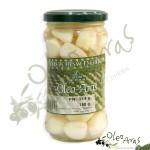 Oleo Aras - Encurtido de Ajos en envase de cristal - 150 grs.