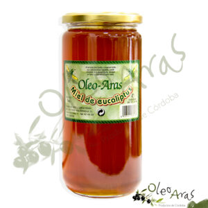 Oleo Aras - Miel de Eucaliptus - 1kg.